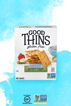 GOOD THINS garden veggie Rice Snacks bring together the flavors of tomatoes, bell pepper, onions into a snack that is great for munching! This delicious snack is Non-GMO Project verified, gluten free certified by GFCO, and has no artificial flavors or colors. Discover all flavors at Amazon.com Healthy Foods To Eat, Healthy Tips, Healthy Recipes, Healthy Lunches, Meat Recipes, Snack Recipes, Cooking Recipes, Tamarindo, Herbal Remedies