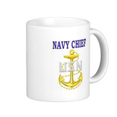 Navy Chief Coffee & Travel Mugs Navy Chief Petty Officer, Navy Emblem, Word Drawings, Navy Life, Us Navy, Coffee Travel, Anchors, Retirement, Promotion