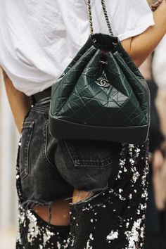 bcd18baae09b As bag trends come and go, few design houses stand the test of time as  firmly as Chanel.