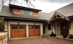 Carriage House Door Company Stain Grade Door Products contemporary garage and shed
