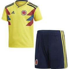 adidas Colombia Home Mini Kit 2018