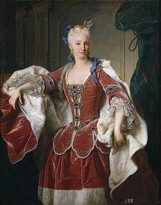 1732 Isabel de Farnesio by Jean Ranc (Colección Real)