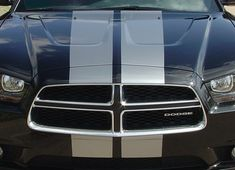 Dodge Charger N-Charge Rally Mopar Style Vinyl Graphic 10 Inch Racing Stripes Dodge Charger Models, Mustang Stripes, 2014 Dodge Charger, Thing 1, Mercedes Benz Logo, Racing Stripes, Mopar, Motor Car, Motorcycles
