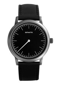 Defakto Watches - Puristic designed automatic watches by Raphael Ickler, Made in Germany, Pforzheim Celtic Words, Hand Watch, Telling Time, Automatic Watch, Stainless Steel Case, Quartz, Clock, Watches, Detail