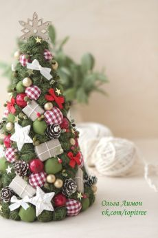 6222863e724054d идеи декора, новогодний декор, новогодние поделки, рождественское ...