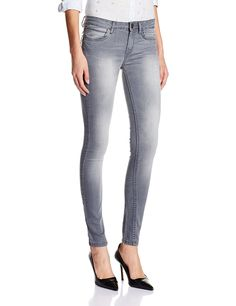 ea2d9442 Jealous 21 Women's Skinny Jeans (1JY1867134_Grey_34): Amazon.in: Clothing &  Accessories