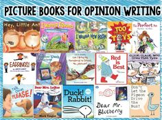 picture books for persuasive writing  · my favorite picture books for persuasive writing good for all ages.