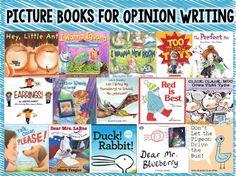 Teach-Dream-Inspire: Opinion Writing