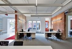Photo Of Open Plan Office Design