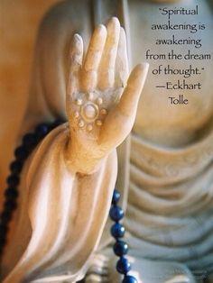 Spiritual awakening..