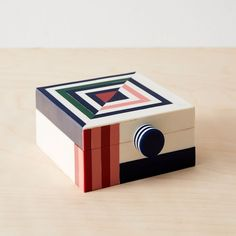 Deco Marquetry Boxes | West Elm Teen Furniture, Furniture Decor, Wall Display Case, Glass Shadow Box, Mirror Shop, Complimentary Colors, Marquetry, Shop Lighting, Small Boxes