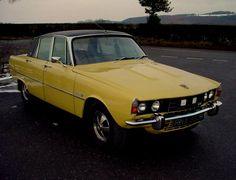 Rover P6  my car!