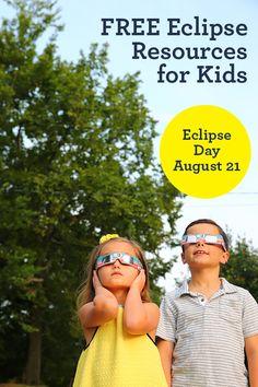 Free eclipse activit