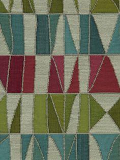 ooh i really like this one! Apple Green Fabric Upholstery Modern Teal by greenapplefabrics, $89.00