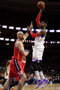Washington Wizards vs. Philadelphia 76ers - Photos - February 27, 2015 - ESPN