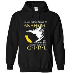 Anaheim Spirit - #graduation gift #gift packaging. ADD TO CART => https://www.sunfrog.com/States/Anaheim-Spirit-2652-Black-31366195-Hoodie.html?68278