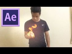 After Effects Tutorial: Realistic Fire effects - YouTube