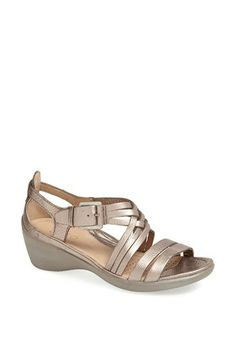 07105f14e09 ECCO  Sculptured Sign  Sandal available at  Nordstrom Ladies Sandals