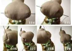 Mimin toys: Dragão - Tutorial by Natalia Zatinatskaya. Moose Crafts, Free To Use Images, Fabric Animals, Baby Sewing Projects, Animal Quilts, Fabric Toys, Sewing Dolls, Doll Tutorial, Soft Dolls