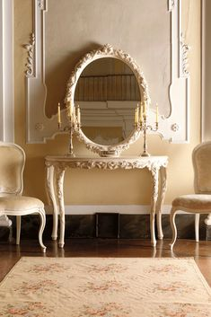 Exclusive Italian Ivory and Gold Console Table - Juliettes Interiors Luxury Home Furniture, Italian Furniture, Luxury Homes Interior, Home Decor Furniture, Interior Design, Wooden Furniture, Outdoor Furniture, Retro Stil, Vintage Stil
