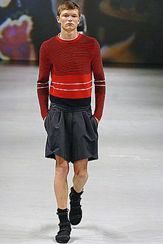 Raf Simons Spring 2007 Menswear - Collection - Gallery - Style.com