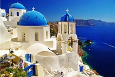 Honeymoon Destination -Greece
