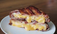 This Bacon-Wrapped Grilled Cheese Will Change The Way You Eat Lunch Forever