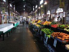 St. Louis Soulard Farmers Market.