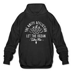 ToWi Men's Let The Ocean Take Me The Amity Affliction Fleece Hoodie Black M ToWiTEE http://www.amazon.com/dp/B0175USN5Q/ref=cm_sw_r_pi_dp_56nBwb13VAGER