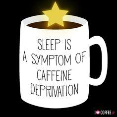 caffeine deprivation