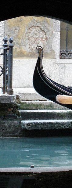 Gondola ~ Venice ~ Italy