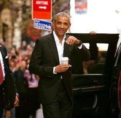 Missing Obama being our President but at least he seems a lot happier these days.