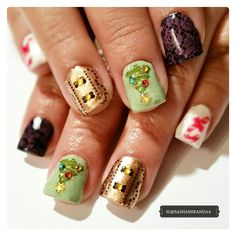 Merry Christmas to @sylviablah  for coming in and getting her nails prepped by me :) . From drinking coffee to having fun watching cable, it indeed was a delightlful evening catching up with this girl ;) #nailart #nailart2015 #nails #manicure #gelmanicure #uvgelnails #unas #unasdecoradas #manicura #uñasdegel #acrylicnails #nailtechnician #kleancolor #miasecret #pueencosmetics #pueen27 #pueen29 #winstoniastore #nabicosmetics