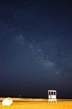 Milky Way, Ocean city NJ