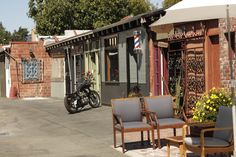 Temescal Alley in Oakland