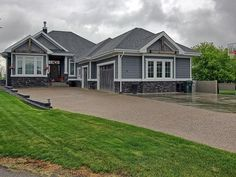 23 Country Lane: Stony Plain House for sale : MLS®# Stony, Bungalow, Living Spaces, Home And Garden, Homes, Mansions, Country, House Styles, Home Decor