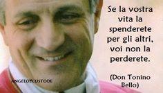 Il 20 aprile 1993 moriva don Tonino Bello, vescovo...