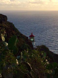 Lighthouse hike