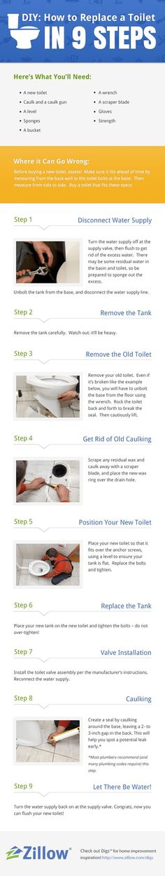 Because toilets do have to be replaced and plumbers are expensive. Even renters should know how to replace a toilet.