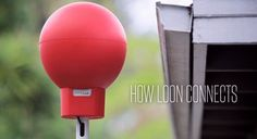 Google Test Out Internet By Balloon Service