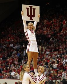 Indiana cheerleader amateur
