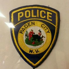 Paden city police wv