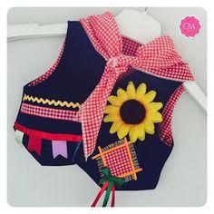 Mãe de Guri & Guria: Ideias de penteados e acessórios infantis para festa junina! Toddler Fashion, Kids Fashion, Model Outfits, Cute Outfits For Kids, Baby Party, Personal Stylist, Pet Shop, Monogram, Sewing
