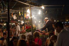 City life: Marrakech