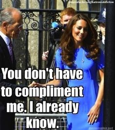 I know it all (The Inner Duchess of Kate Middleton)
