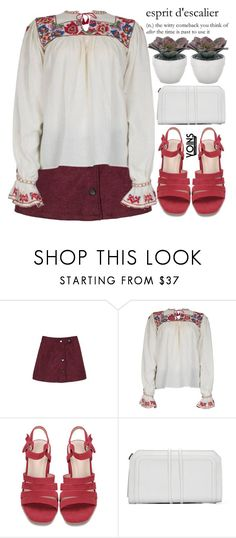 """""""Yoins 28"""" by mihreta-m ❤ liked on Polyvore featuring Torre & Tagus and yoins"""