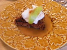 Apple Cake with Caramel Sauce - RefreshHer: What's Cookin' In the Parsonage?