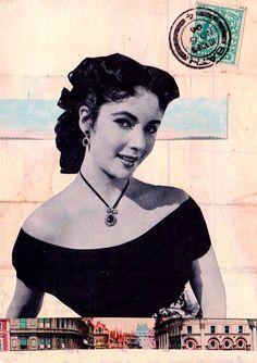 Postcard Illustration, Illustrations