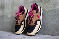 I really like the colors and the use of suede in an athletic shoe.