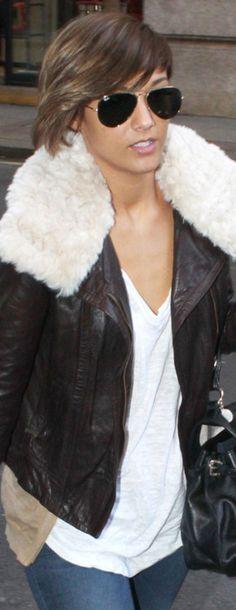 Frankie Sandford great jacket